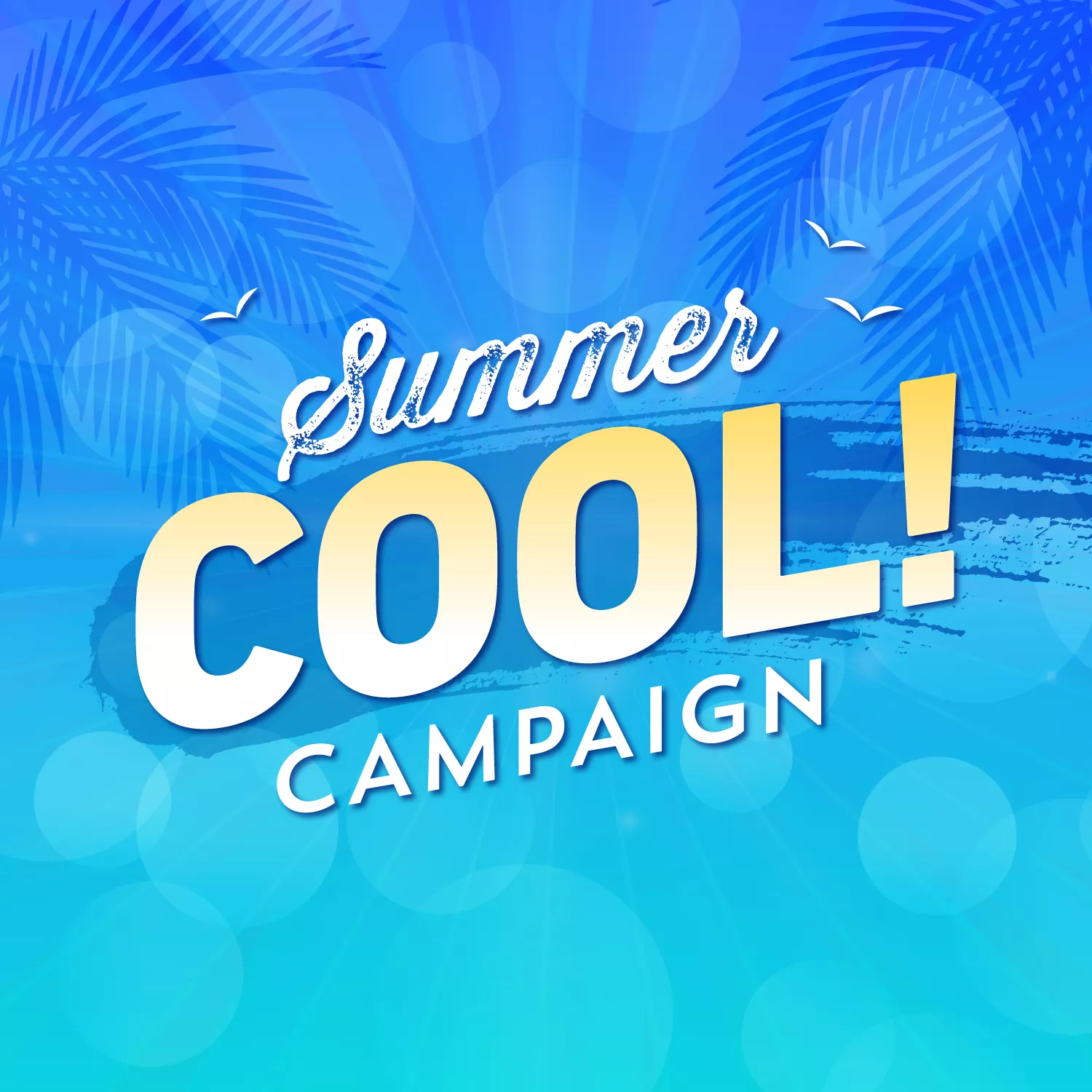 Summer COOL! Campaing!!